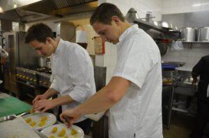 Kochkurs mit Jan Philipp Berner