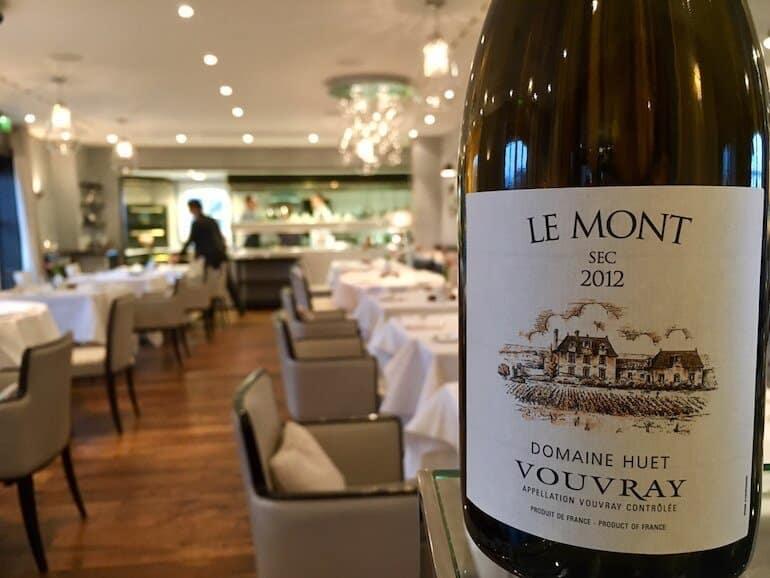 2012 Le Montag Vouvray sec. Domaine Huet, Loire