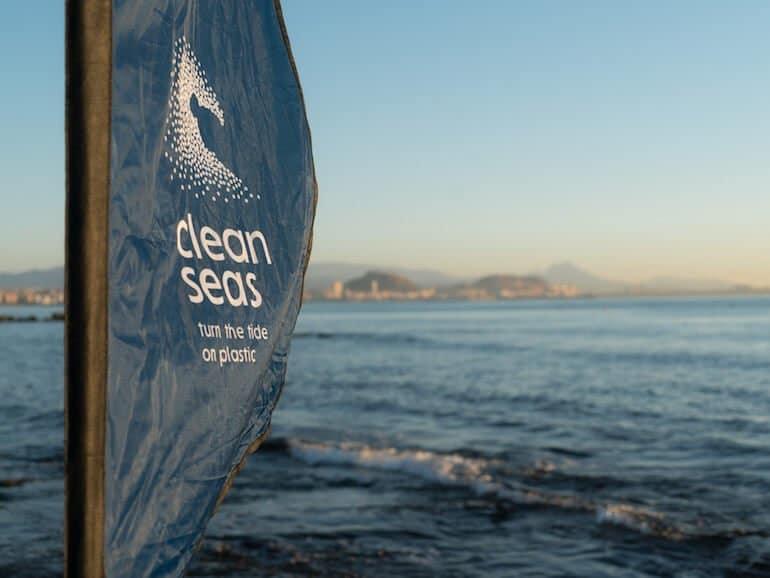 """Clean Seas"""