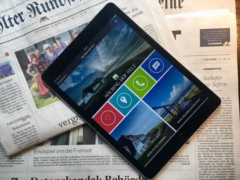 soelring hof - gastfreund app