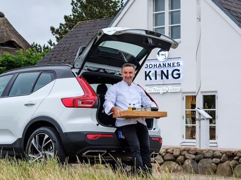 Lieferservice Keitum Volvo JK 2