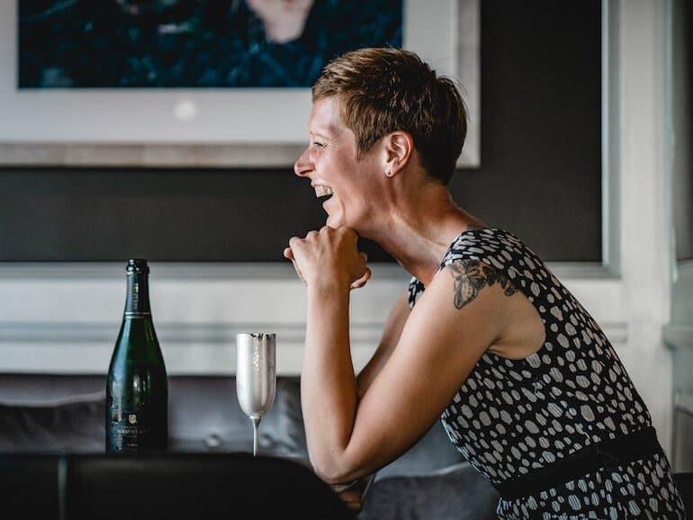 Unsere Weinexpertin Bärbel Ring | Söl'ring Hof