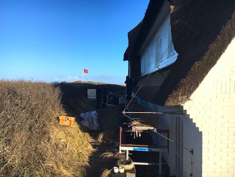Renovierungsarbeiten | Söl'ring Hof