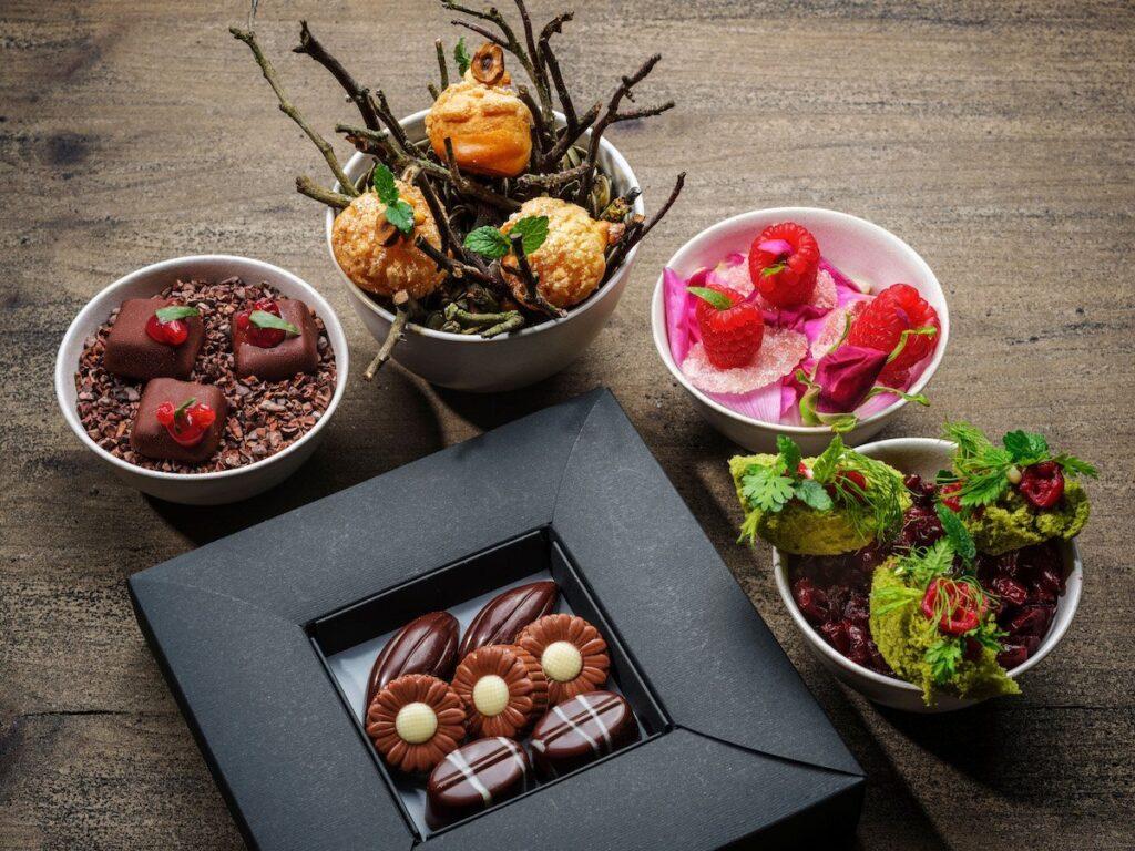 Exklusives Dessert | Söl'ring Hof