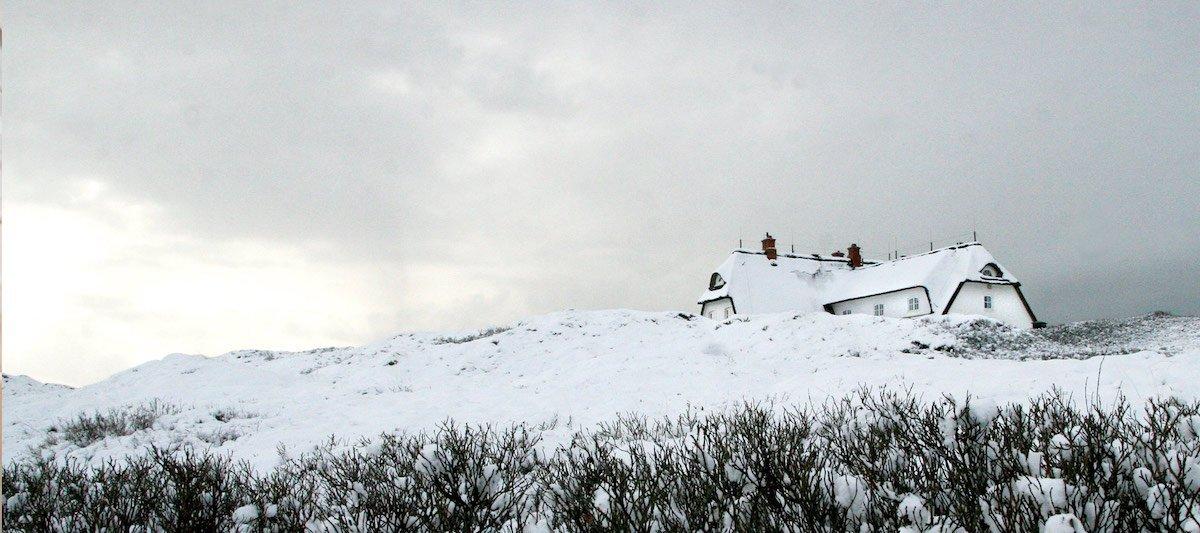 Sylt im Winter | Söl'ring Hof