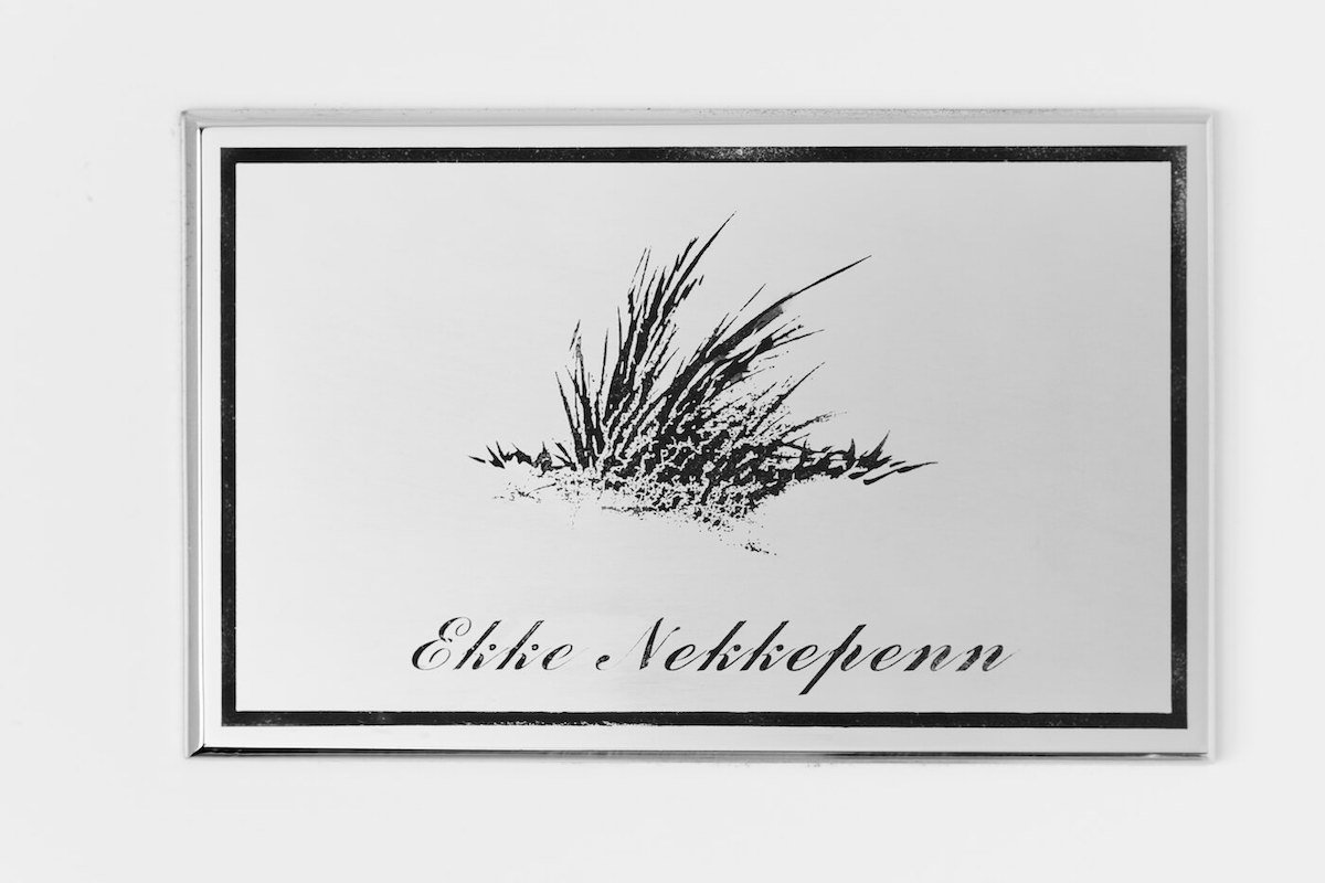 Zimmerschild Ekke Nekkepenn | Söl'ring Hof
