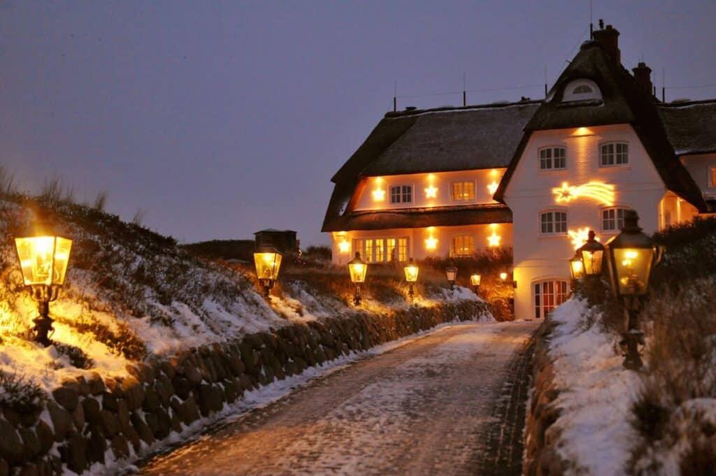 Winter auf Sylt | Söl'ring Hof