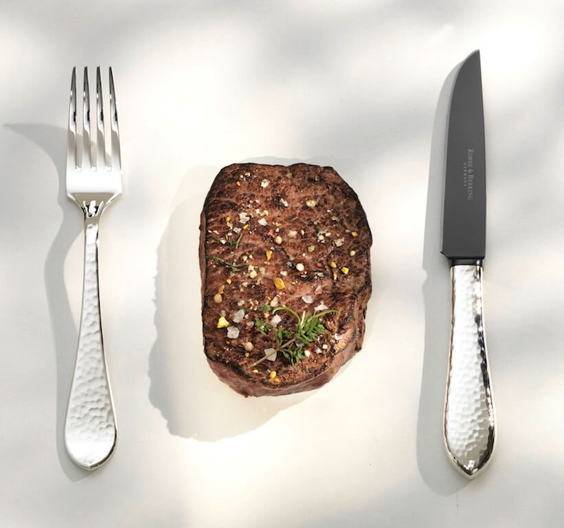 Robbe & Berking | Steakbesteck | Söl'ring Hof
