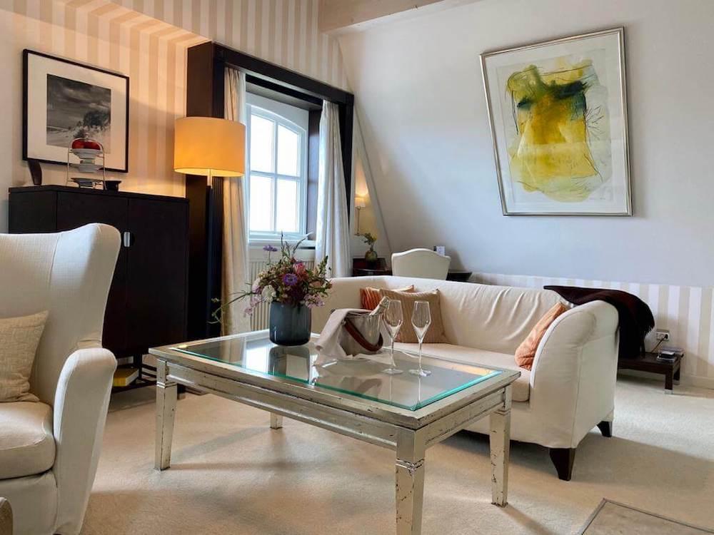 Watt-Suite mit Kamin | Söl'ring Hof