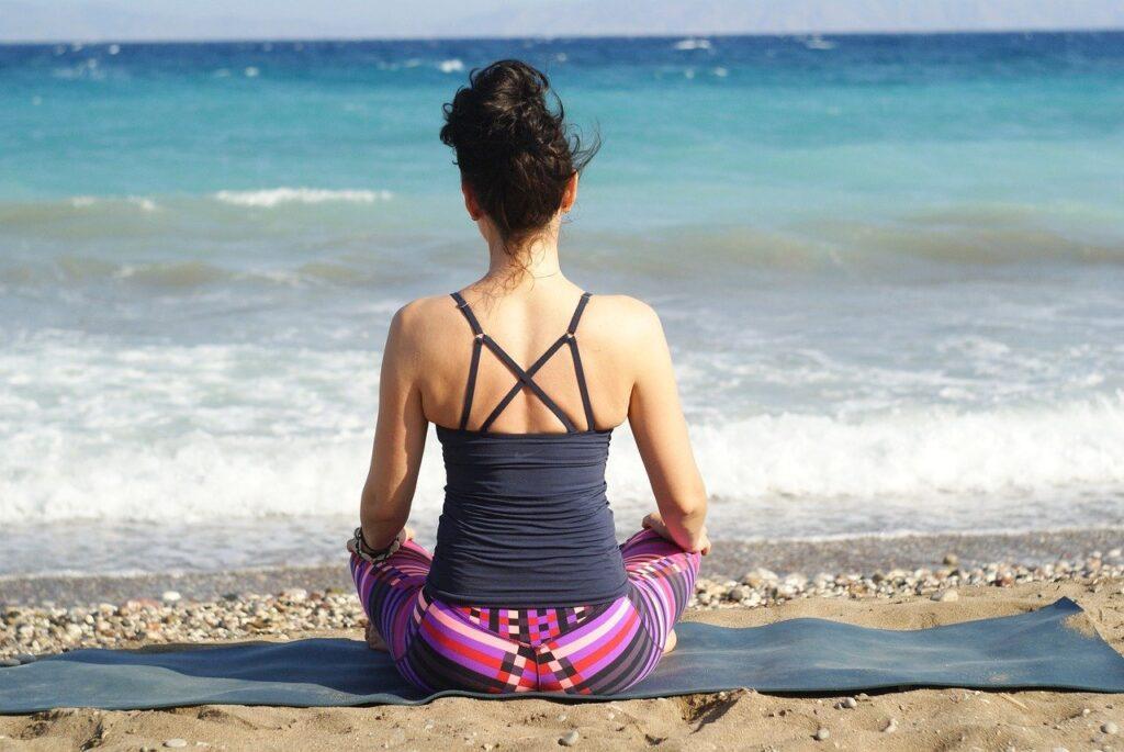Yoga im Söl'ring Hof