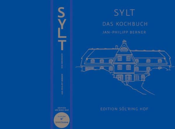 Sylt kulinarisch: Kochbuch von Jan-Philipp berner
