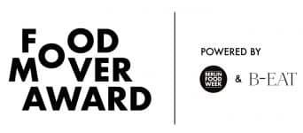 """Der Food Mover Award zeichnet erstmals Akteure der """"New German Cuisine"""" aus / Logo Food Mover Award / Weiterer Text über ots und www.presseportal.de/nr/131870 / Die Verwendung dieses Bildes ist für redaktionelle Zwecke honorarfrei. Veröffentlichung bitte unter Quellenangabe: """"obs/Gruner+Jahr, B-EAT/Gruner + Jahr"""""""